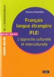 Florence Windmüller - Français langue étrangère (FLE) - L'approche culturelle et interculturelle.