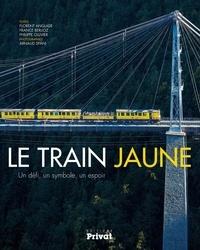 Florent Anglade et France Berlioz - Le train jaune - Un défi, un symbole, un espoir.