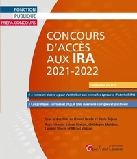 Florent Baude et Denis Bajeux - Concours d'accès aux IRA.