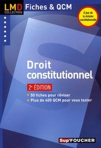 Florent Baude - Droit constitutionnel.