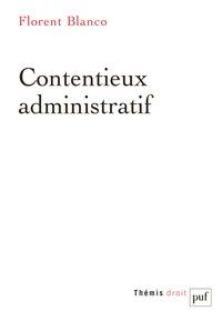 Florent Blanco - Contentieux administratif.