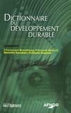 Florent Breuil et Natacha Gondran - Dictionnaire du développement durable.