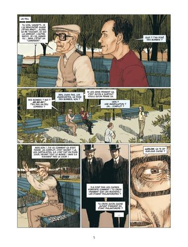 American Tragedy. L'histoire de Sacco & Vanzetti
