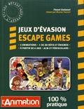 Florent Contassot - Jeux d'évasion Escape Games.