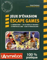 Florent Contassot - Jeux d'évasion Escape Games.