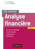 Florent Deisting et Jean-Pierre Lahille - Analyse financière.