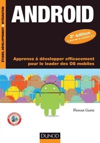 Android - Apprenez à développer efficacement pour le leader des OS mobiles.pdf