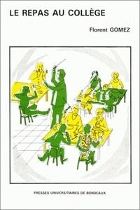 Deedr.fr Le repas au collège - Aspects psychosociologiques de la commensalité scolaire Image