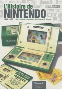 Deedr.fr L'Histoire de Nintendo - Tome 2, 1980-1991, L'étonnante invention : les Game & Watch Image