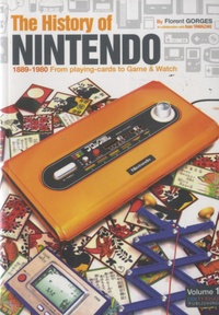 Deedr.fr The History of Nintendo - Volume 1, 1889-1980 From playing-cards to Game & Watch Image