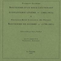 Souvenirs dun sous-lieutenant dinfanterie légère (1805-1815) & Souvenirs de guerre (1790-1831).pdf