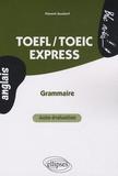 Florent Gusdorf - TOEFL-TOEIC Express - Grammaire.