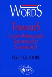 Corridashivernales.be WORDS Terminales, classes préparatoires scientifiques et commerciales Image