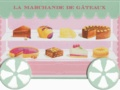 Florent Margaillan - La marchande de gâteaux.