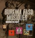 Florent Mazzoleni - Burkina Faso musiques modernes voltaïques.