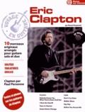 Florent Passamonti - Eric Clapton. 1 CD audio