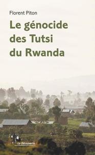 Télécharger le manuel espagnol Le génocide des Tutsi du Rwanda