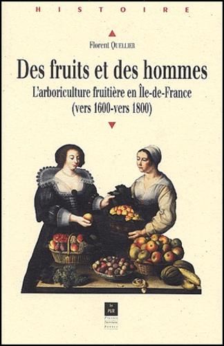 Des Fruits Et Des Hommes L Arboriculture Fruitiere En Ile De France Vers 1600 Vers 1800