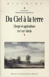 Du Ciel à la terre - Clergé et agriculture, XVIe-XIXe siècle.pdf