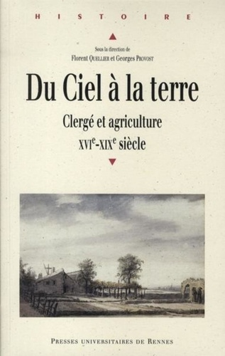 Du Ciel A La Terre Clerge Et Agriculture Xvie Xixe Siecle