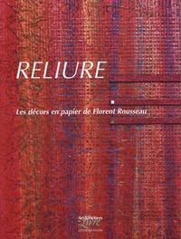 Galabria.be Reliure - Les décors en papier de Florent Rousseau Image