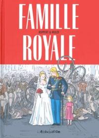 Florent Ruppert et Jérôme Mulot - Famille royale.