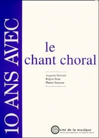 10 ans avec le chant choral - Florent Stroesser | Showmesound.org