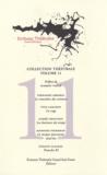 Florent Viguié et Fernando Arrabal - Collection théâtrale - Tome 11.