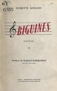 Florette Morand et Raphaël Barquissau - Biguines.