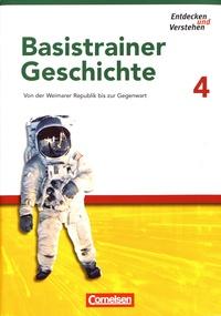 Ucareoutplacement.be Entdecken und Verstehen Basistrainer Geschichte 4 - Von der Weimarer Republik bis zur Gegenwart Image