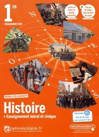 Florian Besson - Histoire + Enseignement moral et civique 1re.