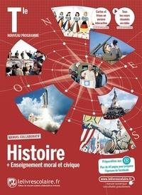 Florian Besson - Histoire + Enseignement moral et civique Tle.