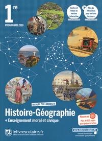 Florian Besson et Thomas Merle - Histoire-Géographie + Enseignement moral et civique 1re.