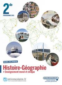 Florian Besson et Thomas Merle - Histoire-Géographie + Enseignement moral et civique 2de.