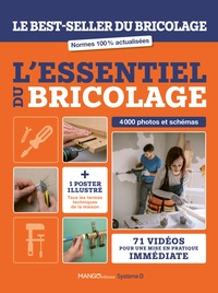 Florian Couillaud et Bruno Guillou - L'essentiel du bricolage.