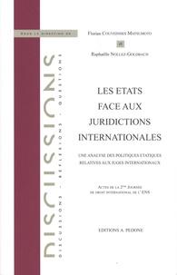 Coachingcorona.ch Les Etats face aux juridictions internationales - Une analyse des politiques étatiques relatives aux juges internationaux Image