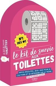 Florian Gazan - Kit de survie aux toilettes.