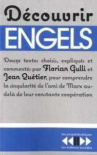 Florian Gulli et Jean Quétier - Découvrier Engels.