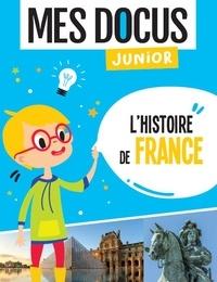 Livre Pdf L Histoire De France Mes Docus Junior