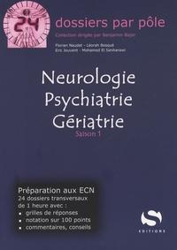 Florian Naudet et Léorah Bosqué - Neurologie - Psychiatrie - Gériatrie.
