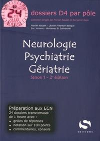 Florian Naudet et Léorah Freeman-Bosqué - Neurologie Psychiatrie Gériatrie.