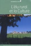 Florian Salazar-Martin - L'élu rural et la Culture.
