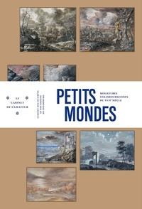Florian Siffer - Petits mondes - Miniatures strasbourgeoises du XVIIe siècle.