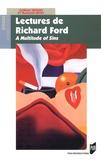 Florian Tréguer et François Henry - Lectures de Richard Ford - A Multitude of Sins.