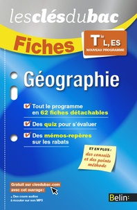 Floriane Dutel et François Vincent - Géographie Tle L, ES.