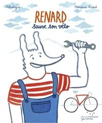 Floriane Ricard et  FibreTigre - Renard sauve son vélo.