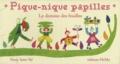 Florie Saint-Val - Le domino des feuilles - Pique-nique papilles.
