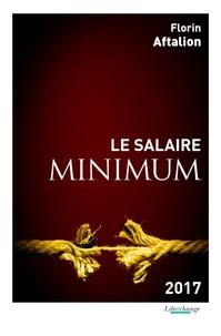 Florin Aftalion - Le salaire minimum.