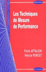 Florin Aftalion et Patrice Poncet - .