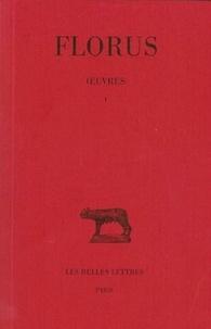 Florus et Paul Jal - Oeuvres tome 1 livre 1.